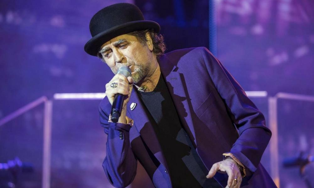 Joaquín Sabina canceló dos conciertos en México - Fuente: El Universal
