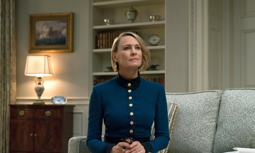 Netflix presentó la última temporada de House of Cards - Fuente: Netflix