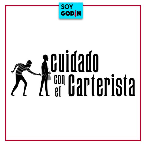 CARTERISTAS EN EL METRO DE CIUDAD DE MÉXICO